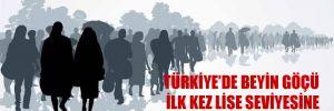Türkiye'de beyin göçü ilk kez lise seviyesine indi