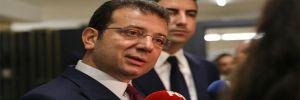 İmamoğlu: Günlük kararlar, İstanbul'un geleceğini tehdittir!