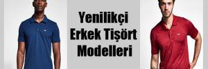 Yenilikçi Erkek Tişört Modelleri