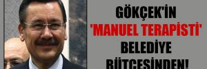 Gökçek'in 'manuel terapisti' belediye bütçesinden!