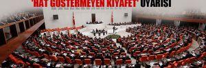 Meclis'teki kadın personele 'hat göstermeyen kıyafet' uyarısı