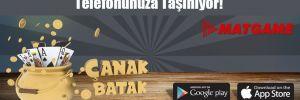 Tüm Batak Oyunları Çanak Batak Oyunuyla Telefonunuza Taşınıyor!