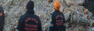 Ankara İtfaiyesi 2 kadını kurtardı!