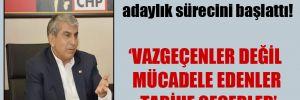 Canpolat İstanbul il adaylık sürecini başlattı!