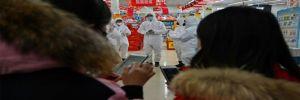 Çin'de yeni tip koronavirüs nedeniyle ölümler 2.144'e yükseldi