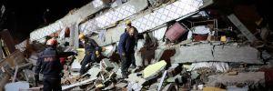 Elazığ'da 6.8 büyüklüğünde deprem!