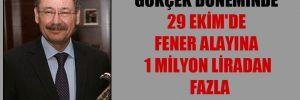 Gökçek döneminde 29 Ekim'de fener alayına 1 milyon liradan fazla harcanmış!