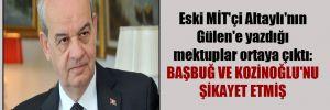Eski MİT'çi Altaylı'nın Gülen'e yazdığı mektuplar ortaya çıktı: Başbuğ ve Kozinoğlu'nu şikayet etmiş
