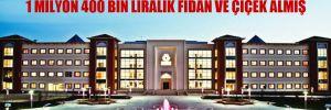 AKP'li Selçuklu Belediyesi, 2018'de ihalesiz 1 milyon 400 bin liralık fidan ve çiçek almış