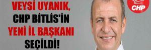 Veysi Uyanık, CHP Bitlis'in yeni il başkanı seçildi!