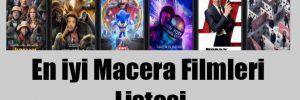 En iyi Macera Filmleri Listesi