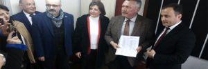 CHP Zonguldak'ta Genel Merkez'e şok
