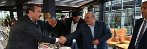 Çukurova Belediye Başkanı Çetin: Muhtarlarımızı vatandaşa mahcup etmeyeceğiz