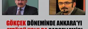 Gökçek döneminde Ankara'yı FETÖ'cü Uslu da parsellemiş!