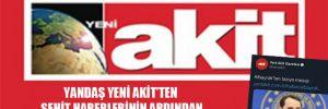 Yandaş Yeni Akit'ten şehit haberlerinin ardından skandal 'Berat Albayrak' paylaşımı