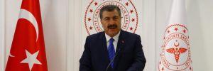 Bakan Koca: Türkiye genelinde yoğun bakım doluluk oranı yüzde 66