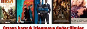 Ortaya karışık izlenmeye değer filmler