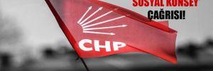 CHP'den 'Ekonomik Sosyal Konsey' çağrısı!