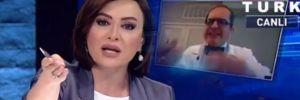 Prof Dr. Çilingiroğlu sinirden yayını terk etti, Didem Arslan kalemi masaya fırlattı