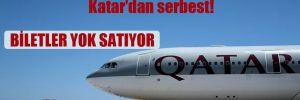 İstanbul'a yurtiçinden girmek yasak, Katar'dan serbest!