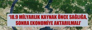 'Kanal İstanbul ve döviz garantili projeler bekleyebilir'