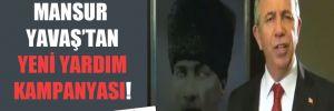 Mansur Yavaş'tan yeni yardım kampanyası!