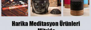 Harika Meditasyon Ürünleri Mitr'de