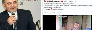 'Açız' diyen vatandaşa 'Geber' yanıtı veren Nail Noğay görevden alındı