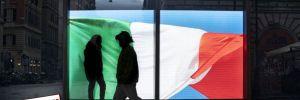 İtalya tüneline ışık süzülmeye başladı
