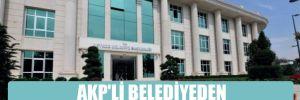 AKP'li belediyeden milyonluk 'belgesel' harcaması