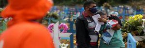 Brezilya'da son 24 saatte 20 binden fazla Kovid-19 vakası tespit edildi