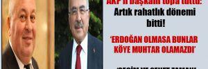 MHP'li vekil AKP'li başkanı topa tuttu: Artık rahatlık dönemi bitti!