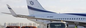 İsrail ulusal havayolu şirketi El Al, 13 yıl sonra İstanbul'a ilk seferini gerçekleştirdi