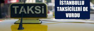 Koronavirüs, İstanbullu taksicileri de vurdu
