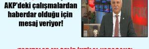 Koray Aydın: Bahçeli, AKP'deki çalışmalardan haberdar olduğu için mesaj veriyor!