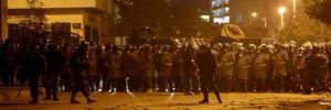 Lübnan'da protestolar sürüyor: Eylemciler yolları kapattı