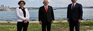 Kılıçdaroğlu, Kaftancıoğlu ve İmamoğlu'ndan tarihi yarımada turu!