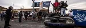ABD'de 10'dan fazla kentte sokağa çıkma yasağı ilan edildi