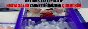'Toplumsal bağışıklık' uyarısı: Antikor testi pozitif hasta sayısı zannettiğimizden çok düşük