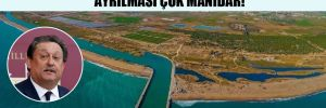 CHP'li Özer: Manavgat'ın ata sporumuz 'golf'e ayrılması çok manidar!
