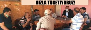 CHP'li Gürer: Tarım alanlarını hızla tüketiyoruz!