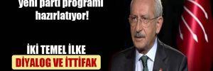 Kılıçdaroğlu, CHP'ye yeni parti programı hazırlatıyor!