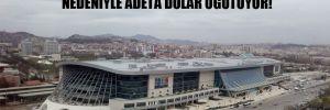 Ankara Yüksek Hızlı Tren Garı, yolcu garantisi nedeniyle adeta dolar öğütüyor!
