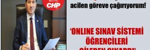 CHP'li Kaya: KTÜ yönetimini acilen göreve çağırıyorum!