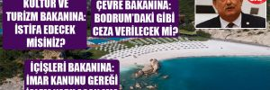 CHP'li Özer'den üç bakana!…