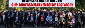 Barolar, çoklu baro teklifine karşı eylemlere devam edecek; CHP, Anayasa Mahkemesi'ne taşıyacak