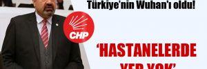 CHP'li Yılmazkaya: Gaziantep, Türkiye'nin Wuhan'ı oldu!