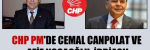 CHP PM'de Aziz Kocaoğlu ve Cemal Canpolat iddiası!