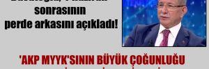 Davutoğlu, '7 Haziran' sonrasının perde arkasını açıkladı! 'AKP MYYK'sının büyük çoğunluğu CHP ile koalisyon istedi'