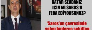 CHP'li Gaytancıoğlu: Katar sevdanız için mi Saros'u feda ediyorsunuz?